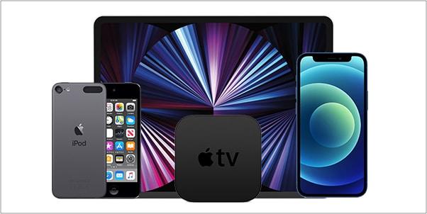 FixGo ремонтирует iPhone iPad, iPod touch и Apple TV