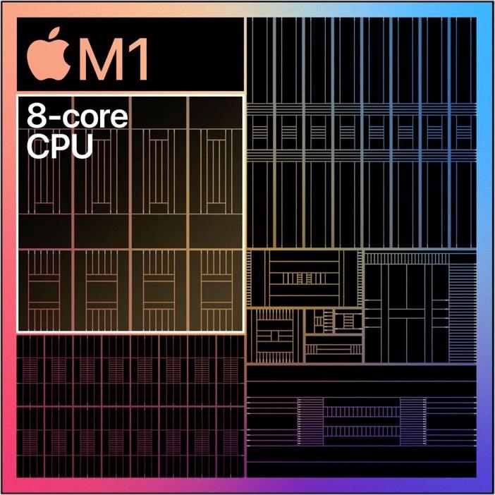 iPhone 13: слухи о чипе M1