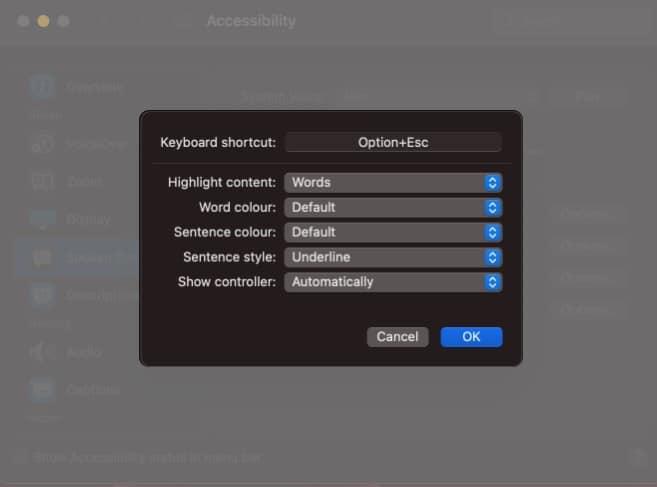 Как заставить Siri читать вслух на Mac