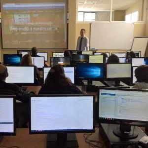 Cursos presenciales en el Instituto Galego de Formación