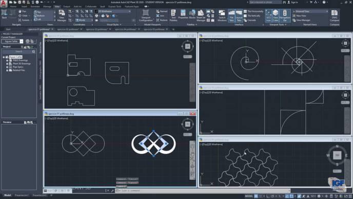 Curso de AutoCAD 2D y SolidWorks - igf.es