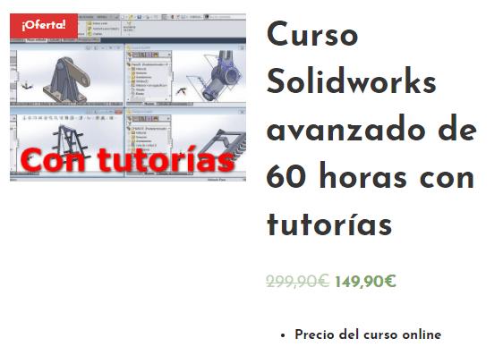 Curso Avanzado Solidworks Instituto Galego de Formación