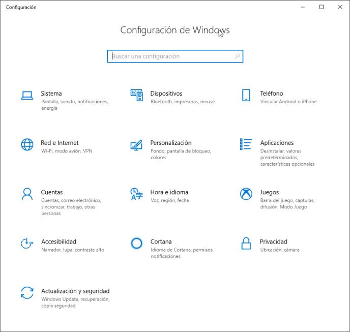 Métodos abreviados de teclado de Windows - Instituto Galego de Formación