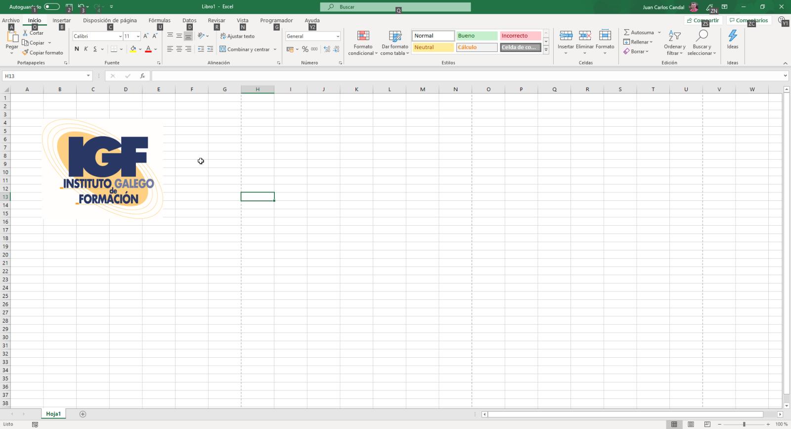 Métodos abreviados de teclado de Excel