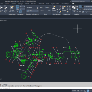 Cursos bonificados de AutoCAD Plant 3D