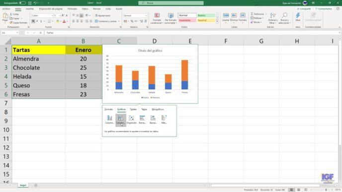 Cursos profesionales de Microsoft Excel  - igf.es