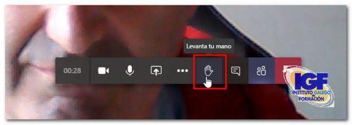 Levanta tu mano - igf.es