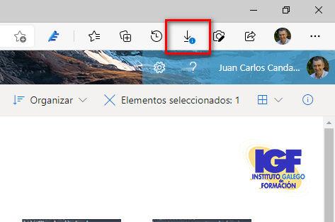 Información descargas - igf.es