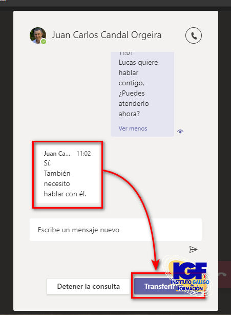 Transferir - igf.es