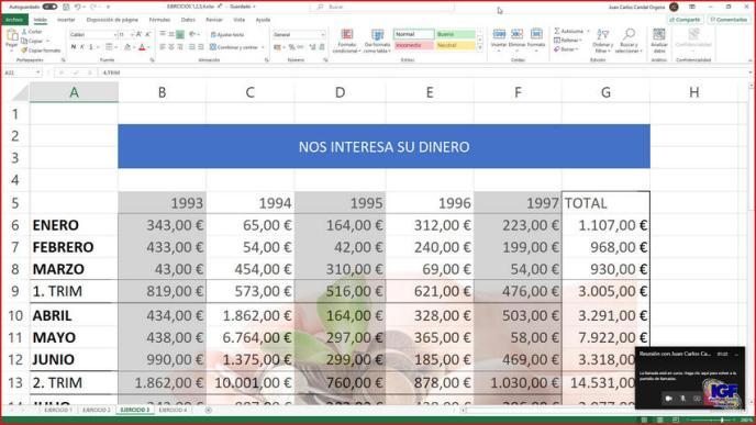 Curso premium de Microsoft Excel bonificado - igf.es