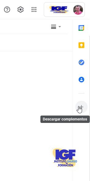 Añadir Teams a Gmail
