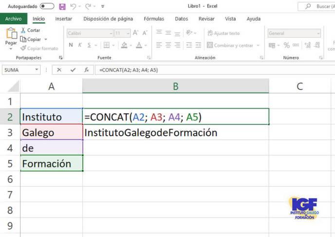 Función concat de Excel 2019 - igf.es.jpg