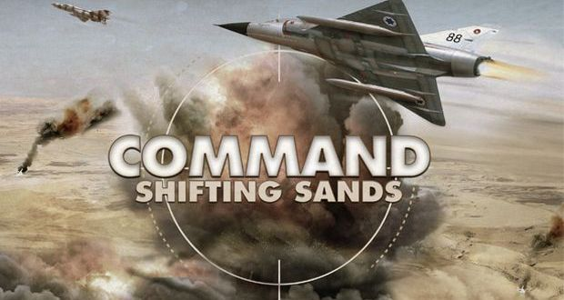 Command Shifting Sands Free Download PC Game