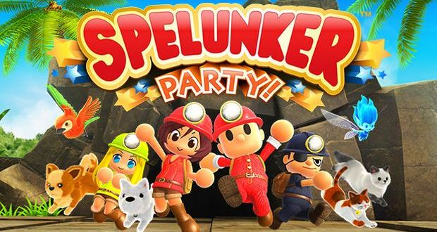 Spelunker Party Free Download PC Game