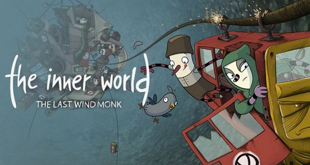 The Inner World The Last Wind Monk Free Download PC Game