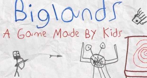 Biglands A Game Made By Kids Free Download