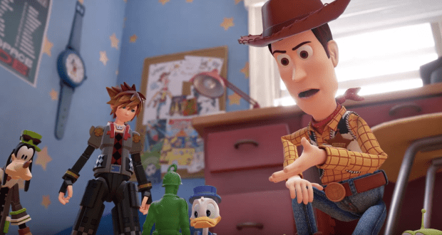 Kingdom Hearts 3 PC Download