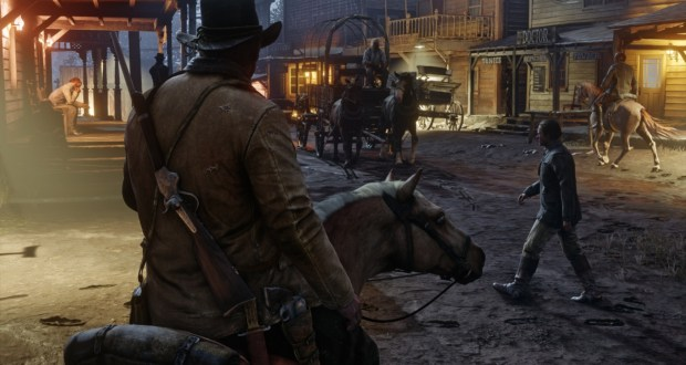 Red Dead Redemption 2 PC Download IGG Games