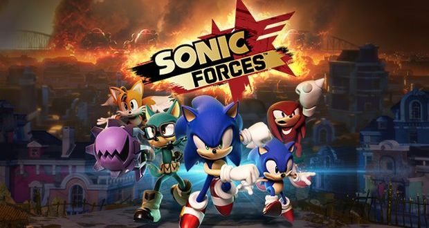 Sonic Forces Crack Cpy Download PC