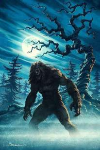 bigfoot - yowie