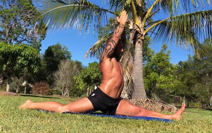 Stretching The Body Frees The Mind