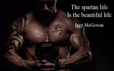 The Spartan  Life Is The Beautiful Life