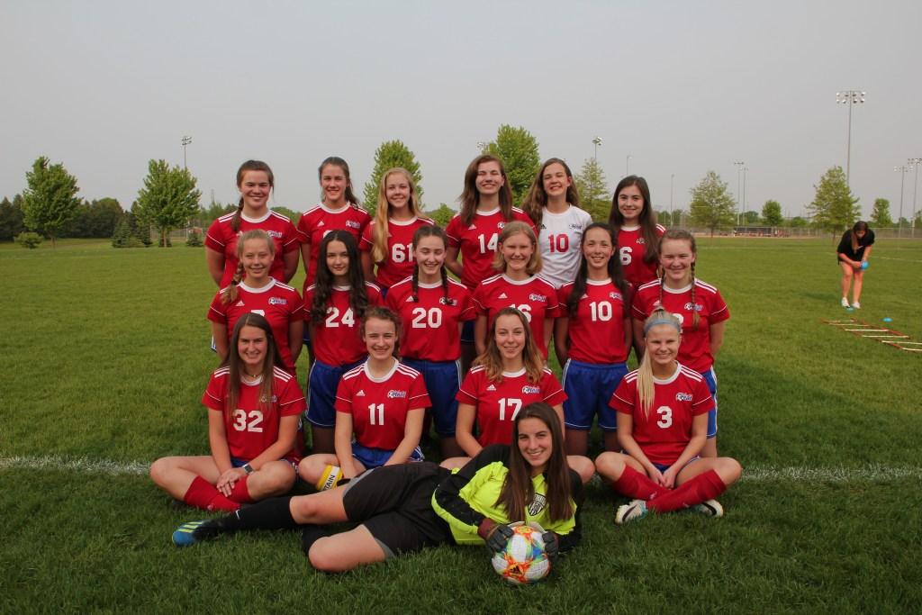 U18 Girls