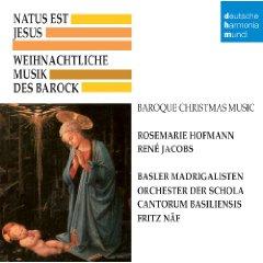 Weihnachtliche Musik des Barock