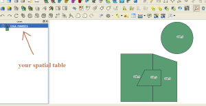 Connect QGIS to oracle spatial