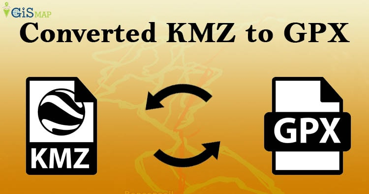 Convert KMZ to GPX