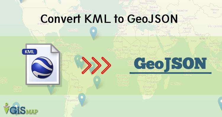 KML to GeoJSON – Convert