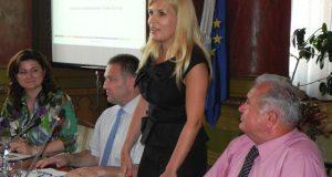 Elena Udrea, Ministrul Dezvoltării Regionale şi Turismului