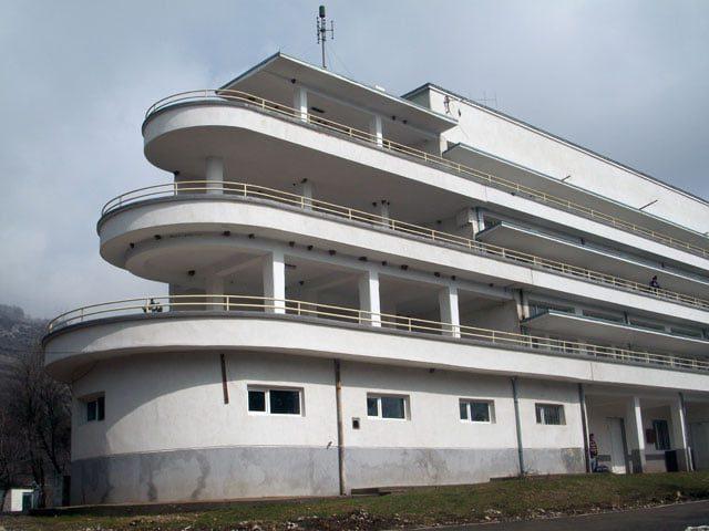 Spitalul de Pneumoftiziologie Dobriţa