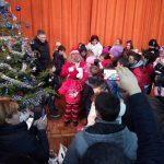 Moş Crăciun a venit la copiii jandarmilor gorjeni