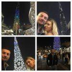 Foto: Patronul pârtiilor din Rânca, vacanță exotică! A vizitat cea mai înaltă clădire din lume!