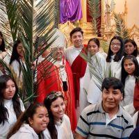 """""""Jóvenes, el Señor los hace protagonistas de la vida, hoy, los hace discípulos misioneros"""" Mons. Oscar Aparicio"""