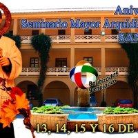 Seminario San Luis te invita a celebrar su aniversario