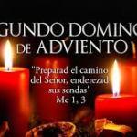 II Domingo de Adviento. Año litúrgico 2017 – 2018 – (Ciclo B)