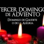 Domingo III de Adviento Año litúrgico 2017 – 2018 – (Ciclo B)
