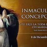 La Inmaculada Concepción. Año litúrgico 2017 – 2018 – (Ciclo B)