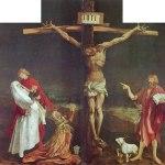 ABRIL 2018: La Crucifixión de Matthias Grünewald
