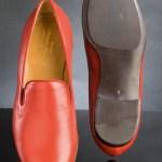 La historia detrás de los zapatos rojos del Papa