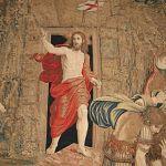 ¿A qué hora más o menos resucitó Jesús de la muerte?