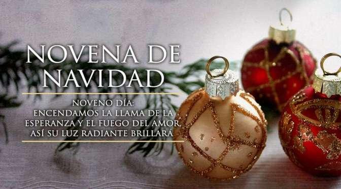 Noveno Día de la Novena de Navidad