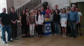 Gewerkschaftlicher Jugendaustausch nach Israel