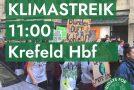 Fridays for Future – 15. März Klimastreik in Krefeld
