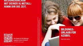 Bildungsurlaub für AZUBIS