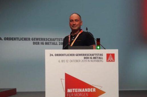 Gewerkschaftstag – Ein Interview mit unserem Delegierten Andreas