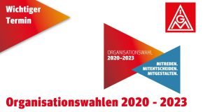 Organisationswahlen 2020 – 2023