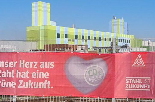 """Outokumpu Nirosta hält an """"brutalen Plänen"""" zum Stellenabbau fest"""